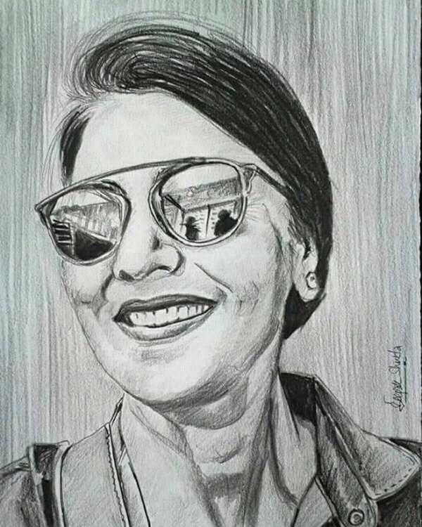 Neetu Singh by CHHAYANKANArts
